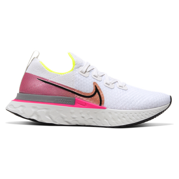 Nike React Infinity Women's Running Shoe Platinum