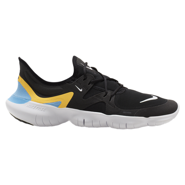 Nike Free RN 5.0 Men's Running Shoe, Black