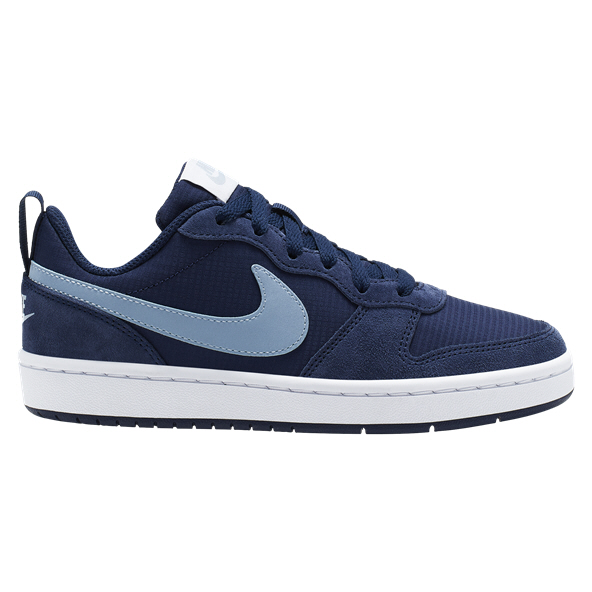 Nike Court Borough Low 2 Boys' Trainer, Navy
