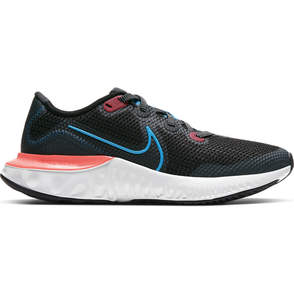 Nike Renew Run Boys' Running Shoe, Black