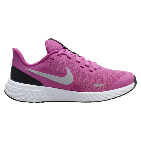 Nike Revolution 5 Girls' Running Shoe, Pink