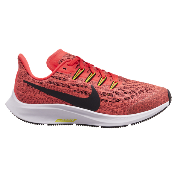 Nike Zoom Pegasus 36 Girls' Running Shoe, Crimson