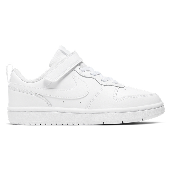 Nike Court Borough Low 2 Jnr Kid Uni Wht