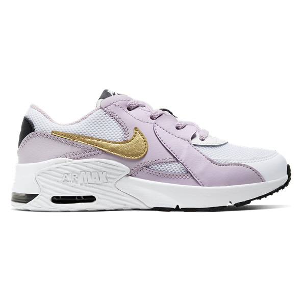 Nike Air Max Excee Junior Girls' Trainer, White