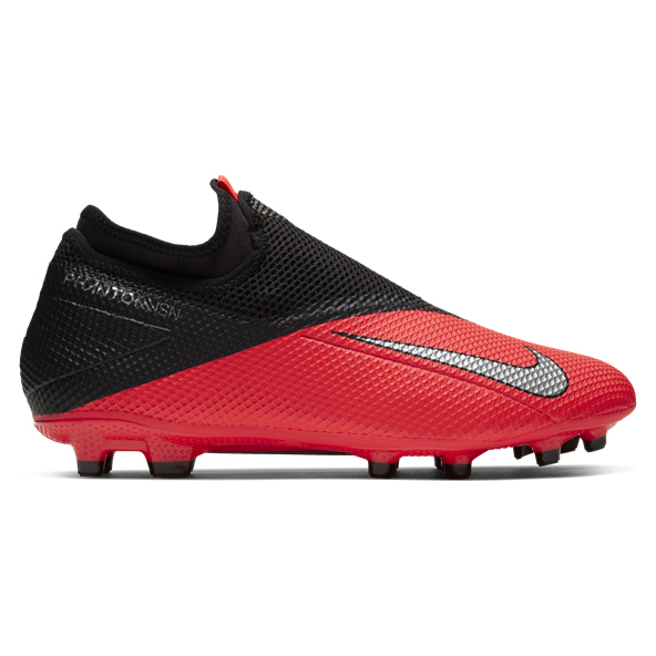 Nike Phantom Vision Academy DF FG Football Boot, Red