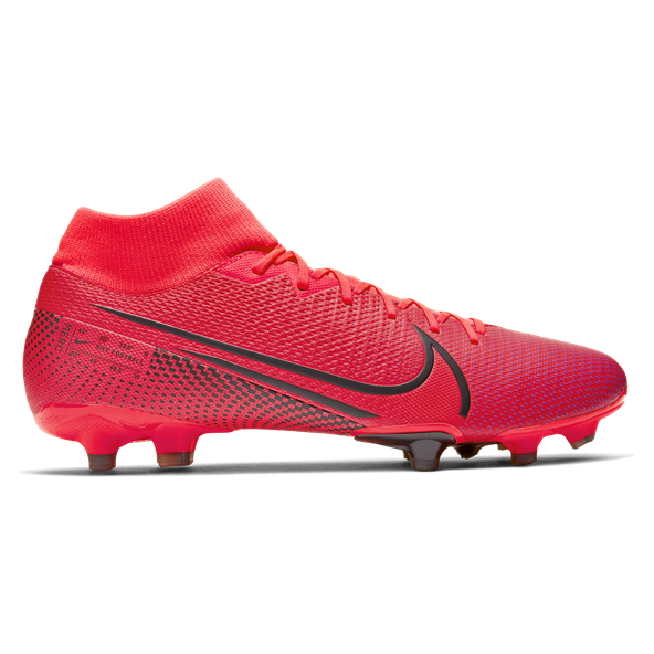 Nike Mercurial Superfly 7 Academy Football Boot, Red