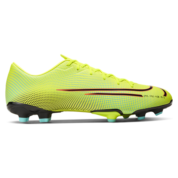 Nike Mercurial Vapor 13 Academy Kids' Football Boot, Yellow