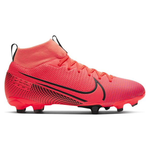 Nike Mercurial Superfly 7 Academy Kids' Football Boot, Red