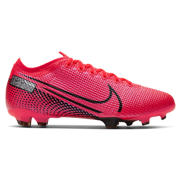 Nike Mercurial Vapor 13 Elite Kids' Football Boot, Red