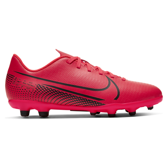 Nike Mercurial Vapor 13 Club Kids' Football Boot, Red