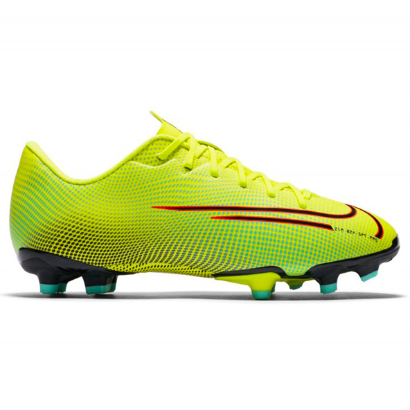 Nike Mercurial Vapor 13 Academy FG Kids' Football Boot, Yellow