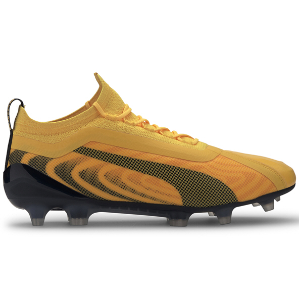 Puma ONE 20.1 FG Football Boot, Yellow