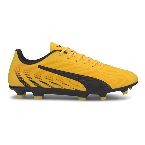 Puma ONE 20.4 FG/AG Football Boot, Yellow
