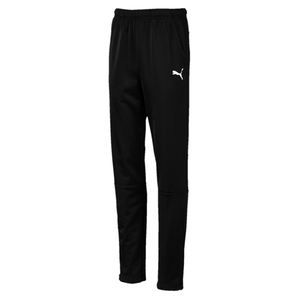 Puma LIGA Training Boys' Pants Black/White