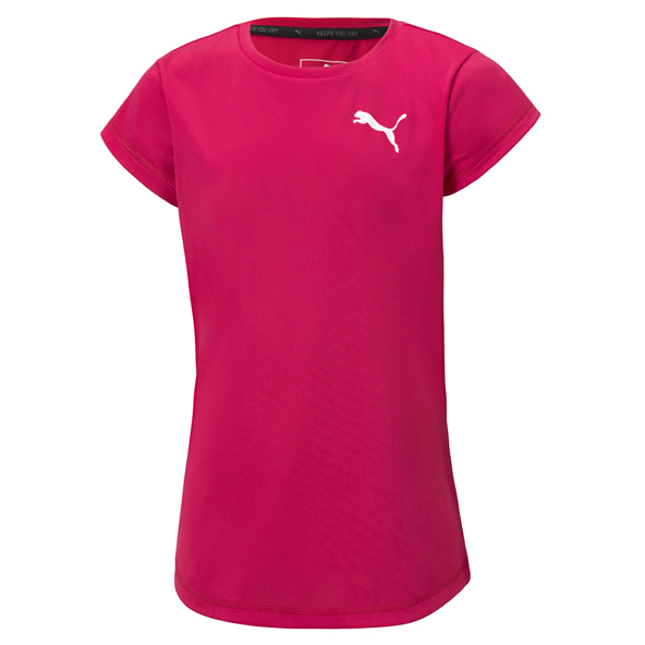 Puma Active Girls' T-Shirt Rose