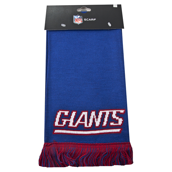 FOCO Giants Scarf Blue