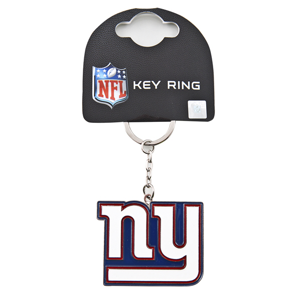 FOCO Giants Keyring Blue