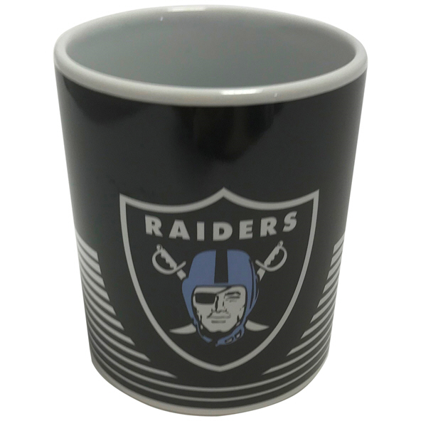 FOCO Raiders Mug Black