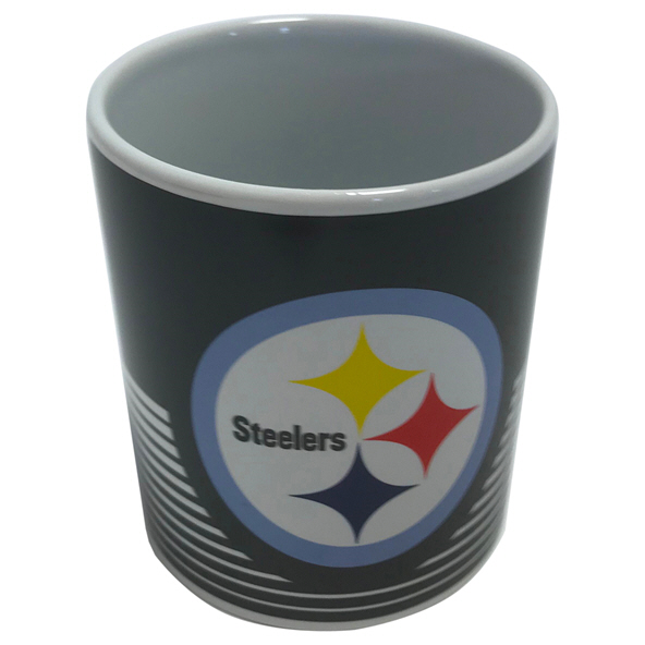 FOCO Steelers Mug Black