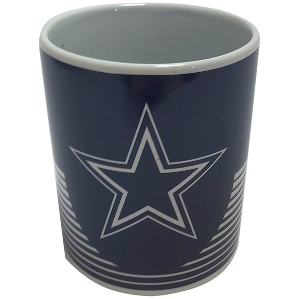 FOCO Cowboys Mug Blue