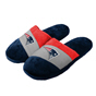 FOCO Patriots Slippers Navy