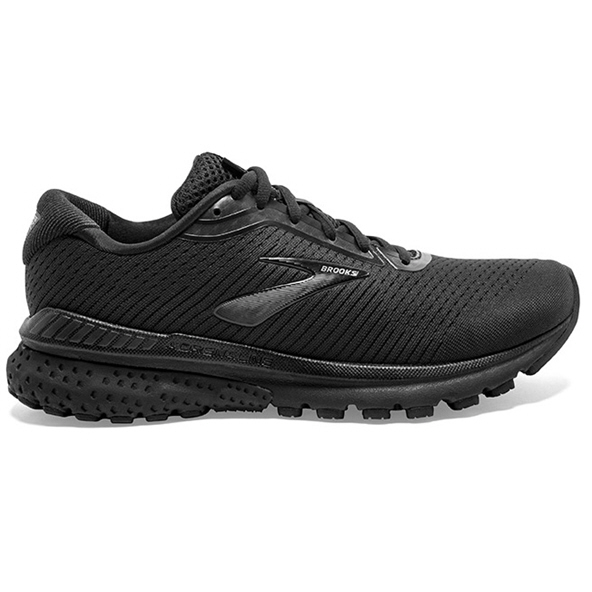 Brooks Adrenaline GTS 20 Women's Running Shoe, Black