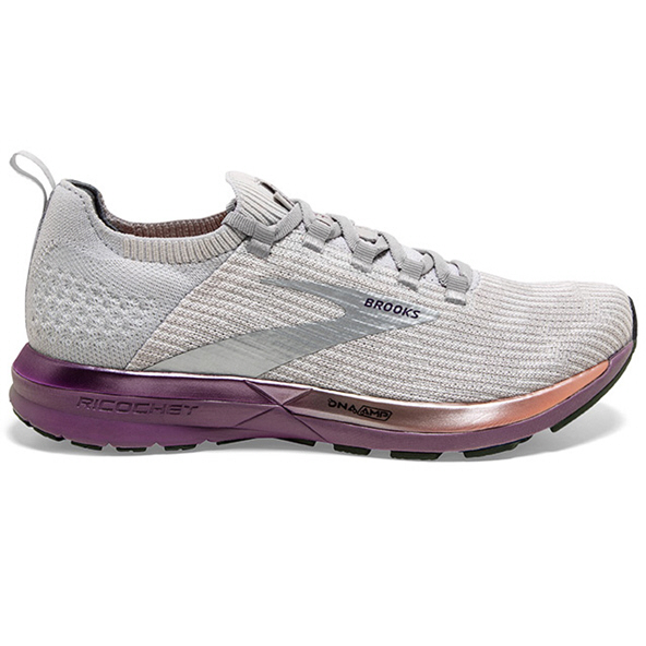 Brooks RICOCHET 2Wmn Run Grey