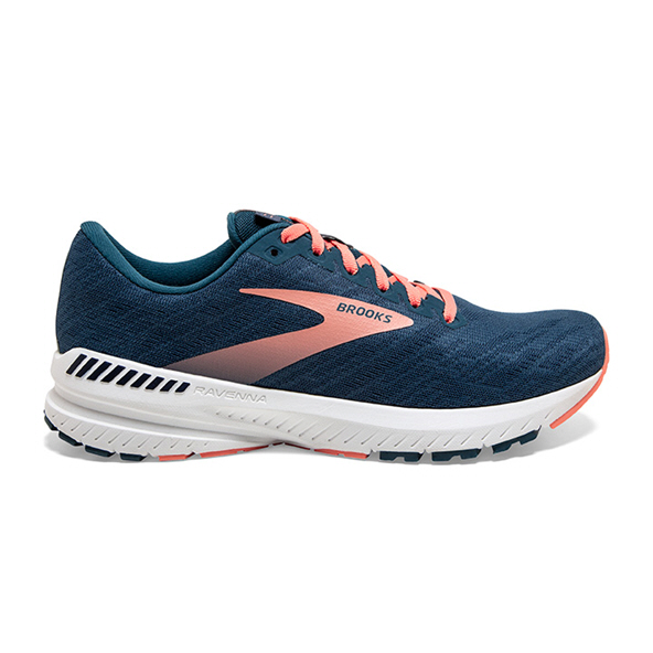 Brooks RAVENNA 11 Women's Running Shoe, Blue