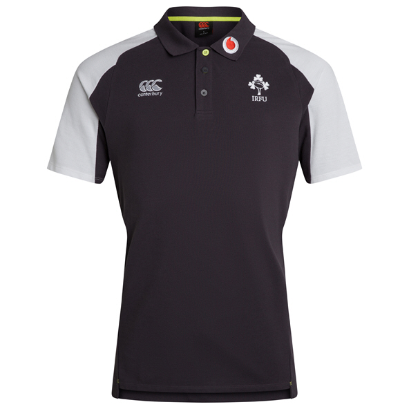 Canterbury IRFU 20 Polo Grey