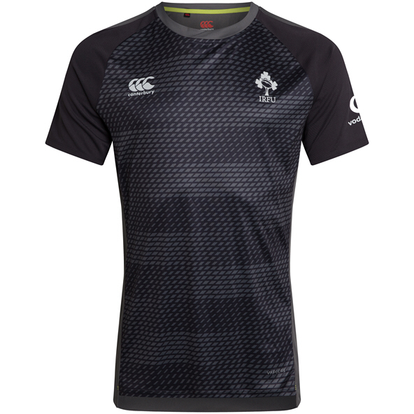 Canterbury IRFU 20 Poly Tee Grey