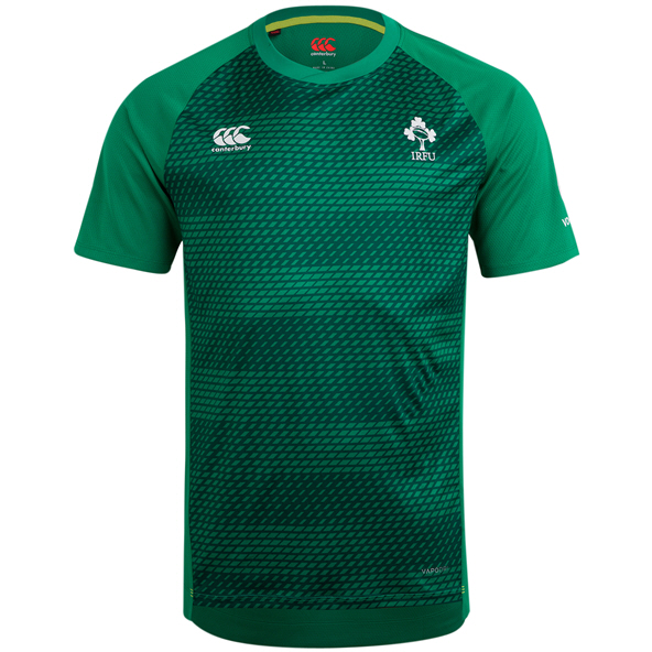 Canterbury IRFU 20 Poly Tee Green