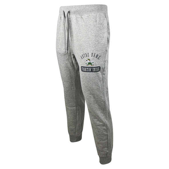 Outerstuff Notre Dame Jogger Pant Grey