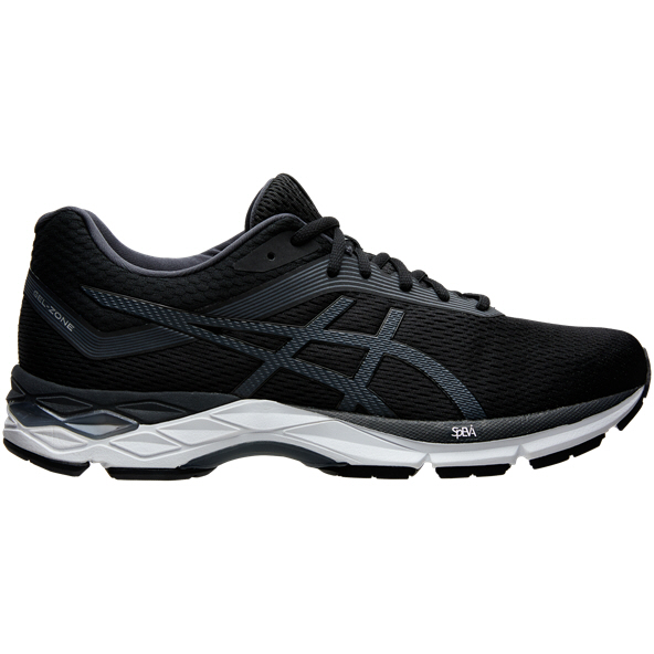 Asics Gel-Zone 7 Men's Running Shoe, Black