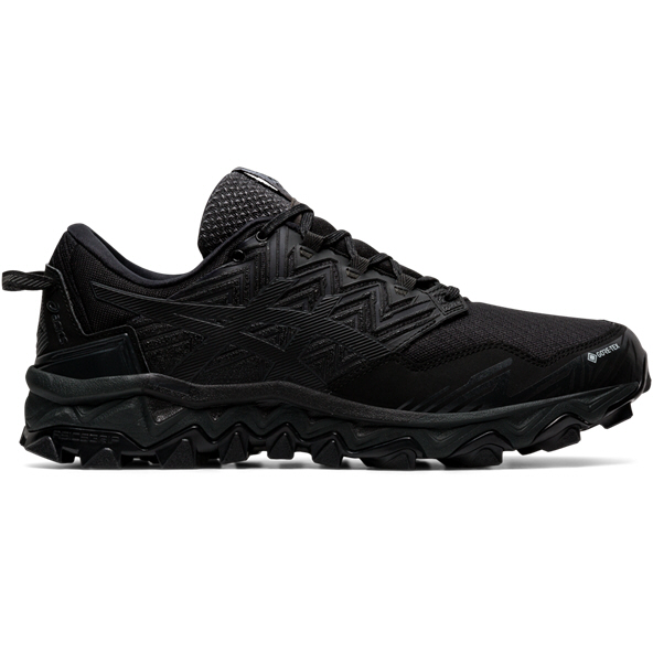 Asics Gel-FujiTrabuco 8 Men's Trail Shoe, Black