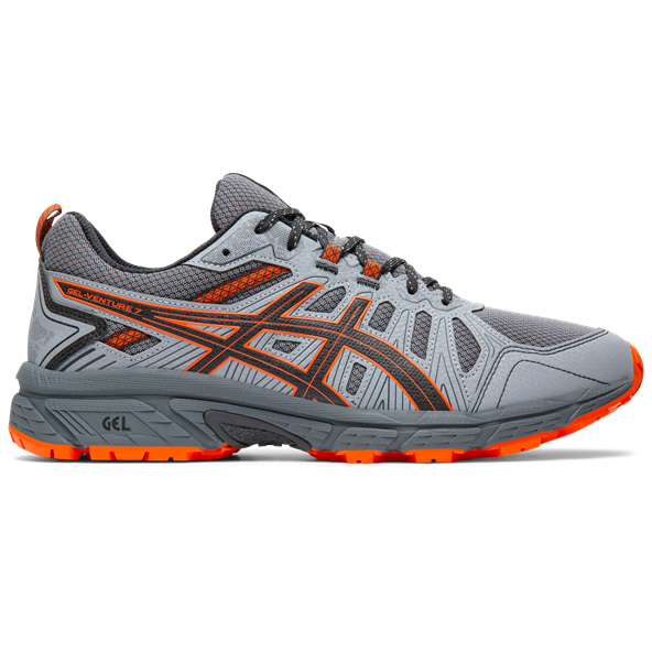 Asics Gel-Venture 7 Men's Running Shoe Grey