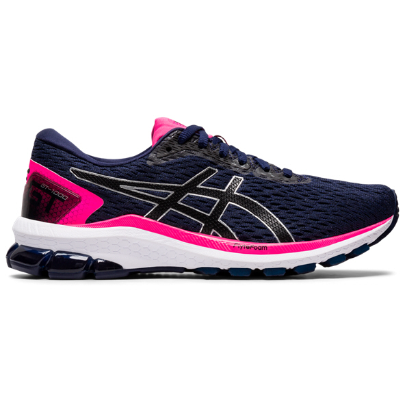 Asics GT-1000 9 Women's Running Shoe, Navy