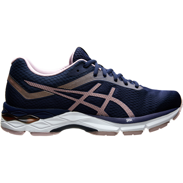 Asics Gel-Zone 7 Women's Running Shoe, Navy