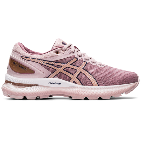 Asics Gel-Nimbus 22 Women's Running Shoe, Pink