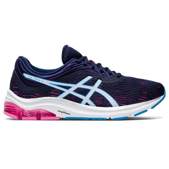Asics Gel-Pulse 11 Women's Running Shoe, Navy