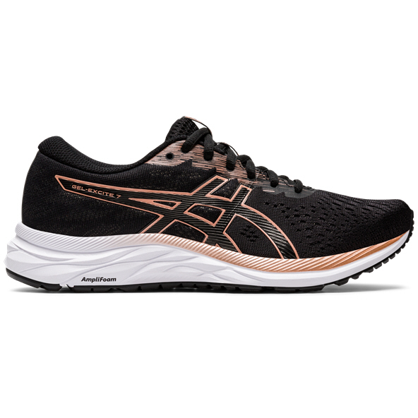 Asics Gel Excite 7 Women's Running Shoe, Black