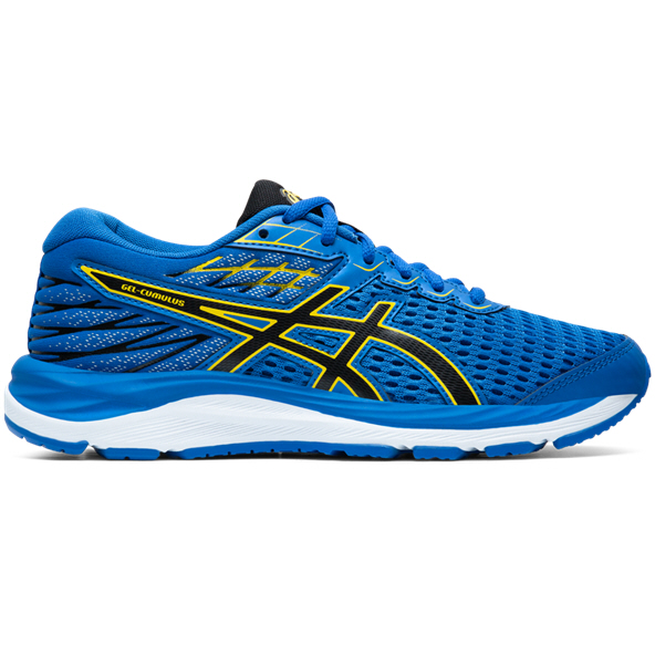 Asics Gel-Cumulus 21 Boys' Running Shoe, Blue