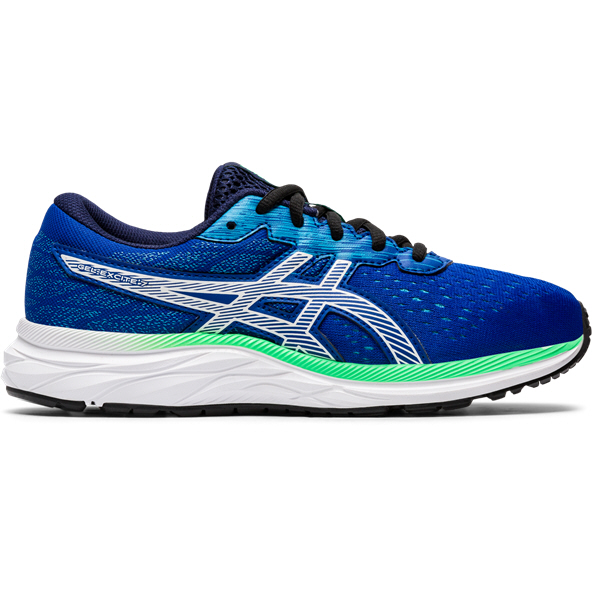 Asics Gel Excite 7 Boys' Running Shoe, Blue
