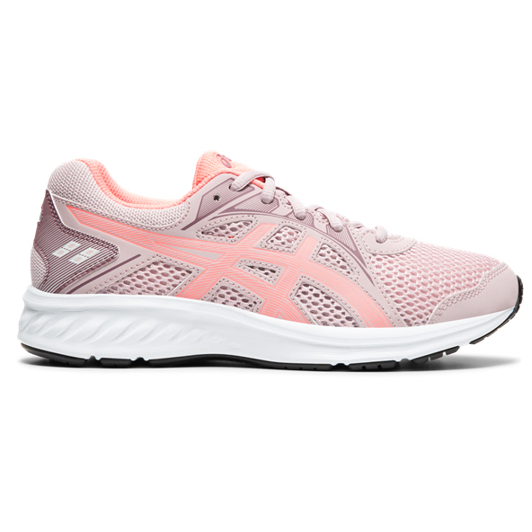 Asics Jolt 2 Girls' Running Shoe, Rose