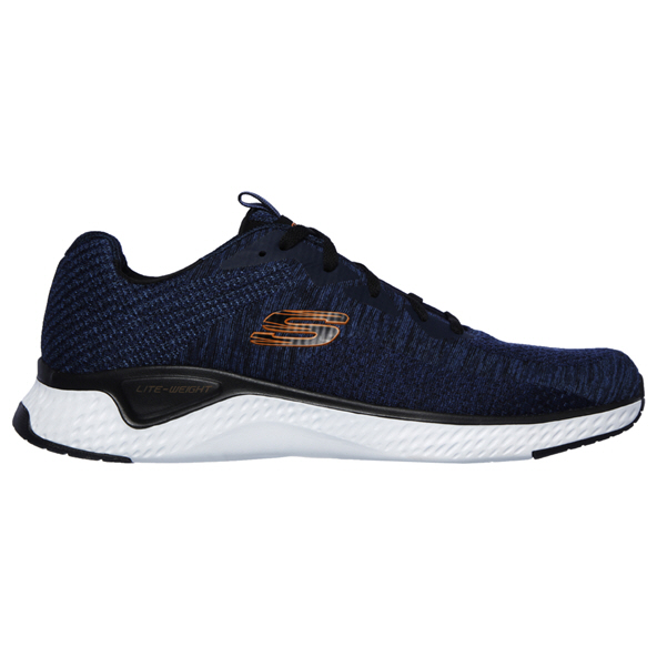 Skechers Solar Fuse Men's Training Shoe, Navy
