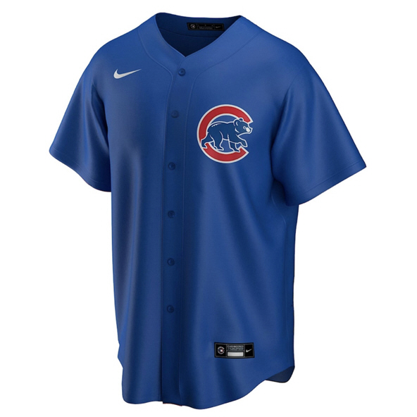 Nike Cubs Alternate Jersey Blue