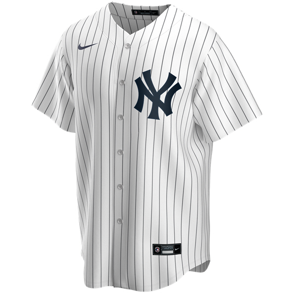 Nike Yankees Home Jersey White