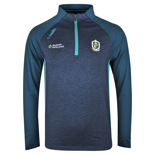 O'Neills Roscommon Achill ½ Zip Brushed Top, Navy
