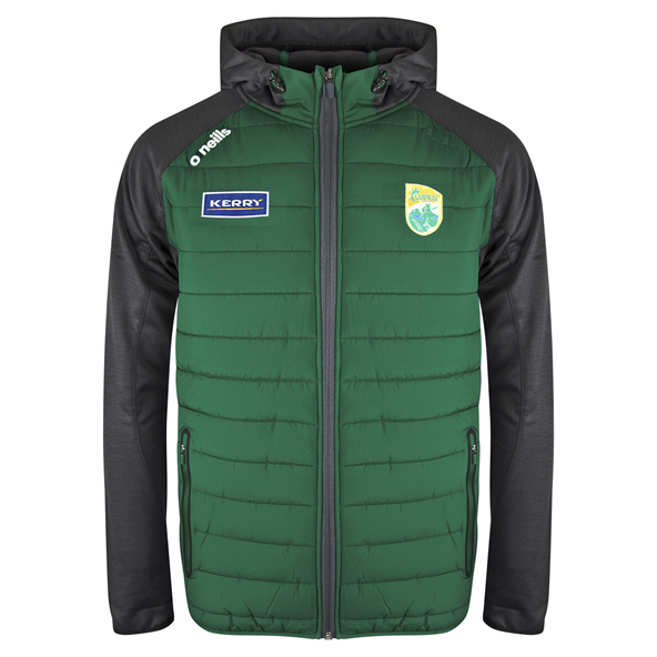 O'Neills Kerry Achill Holland Jacket, Green