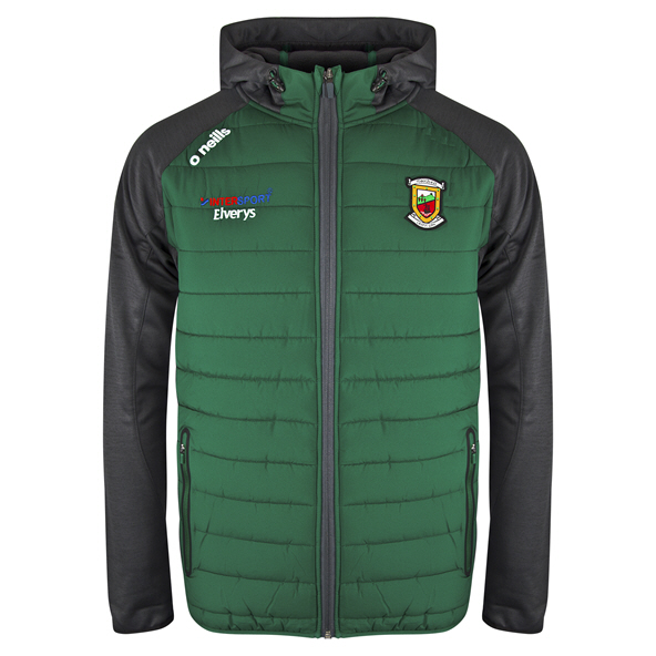 O'Neills Mayo Achill Holland Kids' Jacket, Green