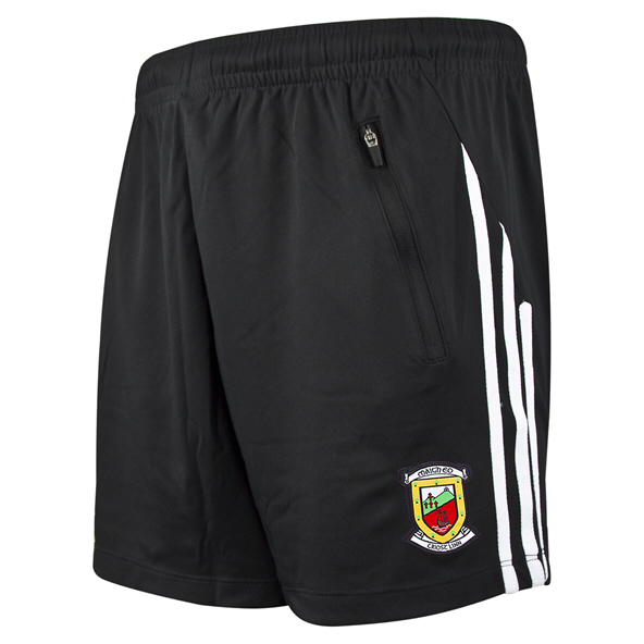 O'Neills Mayo Achill Kids' Short, Black